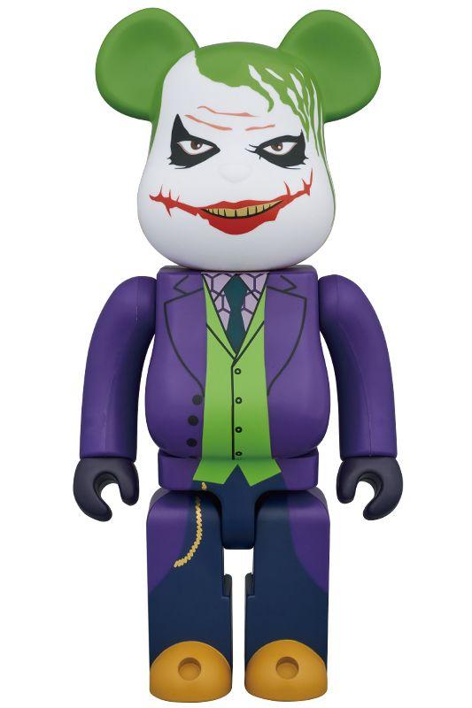 Bearbrick — The Joker (LAUGHING Ver.) 400%