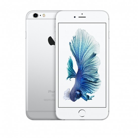 Apple iPhone 6S plus 64GB silver