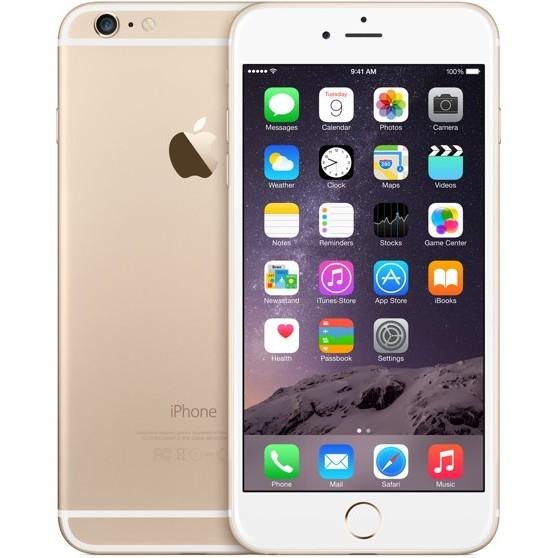 iPhone 6 Plus 128Gb gold