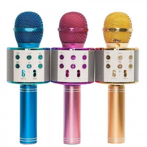 Колонка с функцией Караоке Микрофона Handheld WS-858