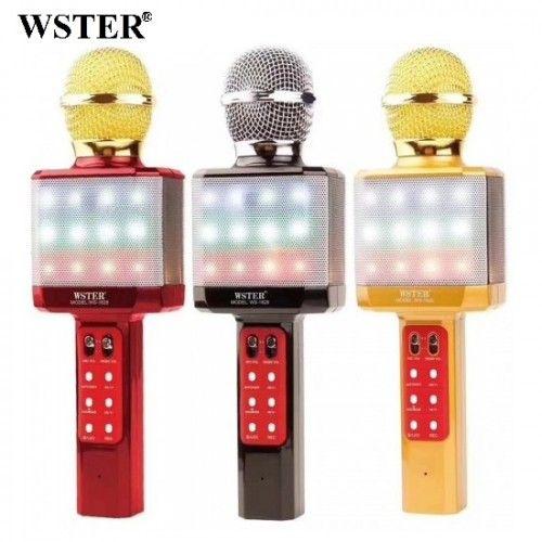 Колонка с функцией Караоке Микрофона Wster WS-1828