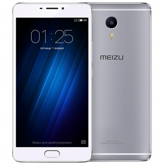 Meizu M3 MAX 64Gb White