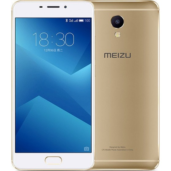 Meizu M5 Note 64Gb Gold