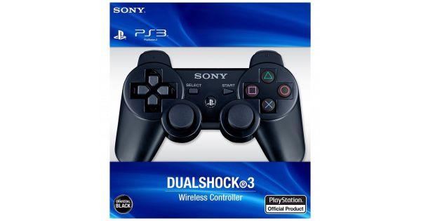 Джойстик беспроводной Controller Wireless Dual Shock 3 Black (PS3)
