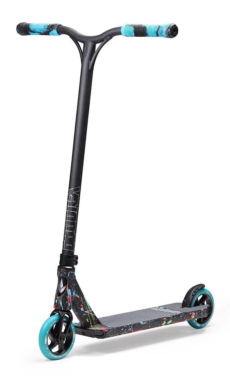 Трюковой самокат Blunt Prodigy S6 Splatter