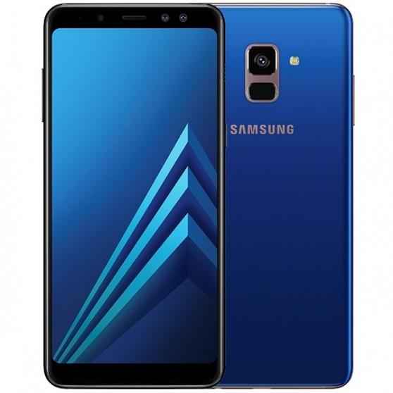 Samsung Galaxy A8 (2018) (A530F/DS) 32GB Blue