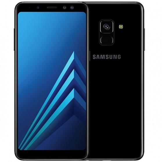 Samsung Galaxy A8 (2018) (A530F/DS) 64GB Black