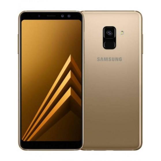Samsung Galaxy A8Plus (2018) (A730F/DS) 32GB Gold