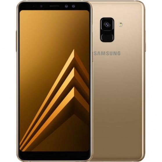 Samsung Galaxy A8Plus (2018) (A730F/DS) 64GB Gold