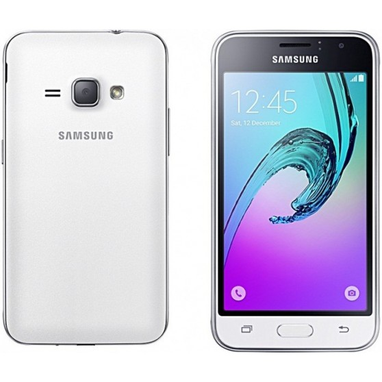 Samsung Galaxy J1 (2016) (J120F/DS) Dual Sim LTE 8GB White