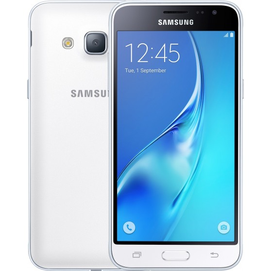 Samsung Galaxy J3 SM-J320H White