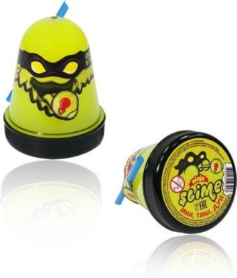 Слайм Slime Ninja светится в темноте, желтый
