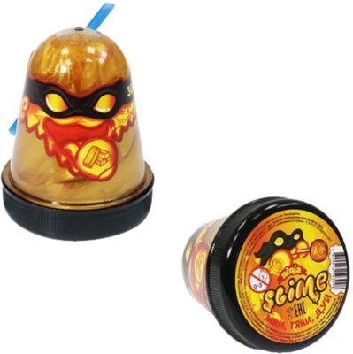 Слайм «Волшебный мир» Slime Ninja, золотой, 130 г