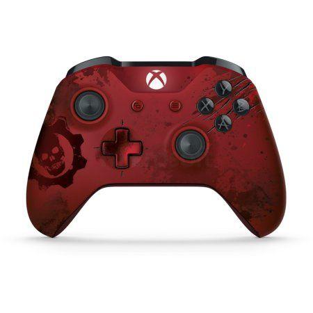 Xbox One Беспроводной геймпад WLC — Gears of War 4