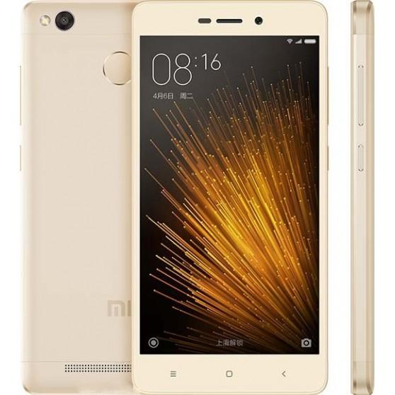 Xiaomi Redmi 3X 32Gb Gold