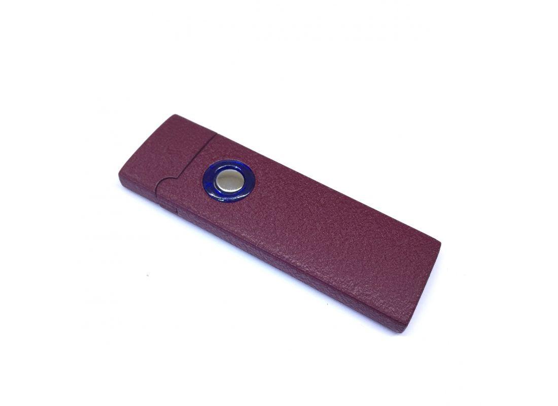 Спиральная зажигалка USB Lighter Purple Graphite