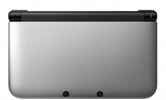 Nintendo 3DS XL HW Black + Silver