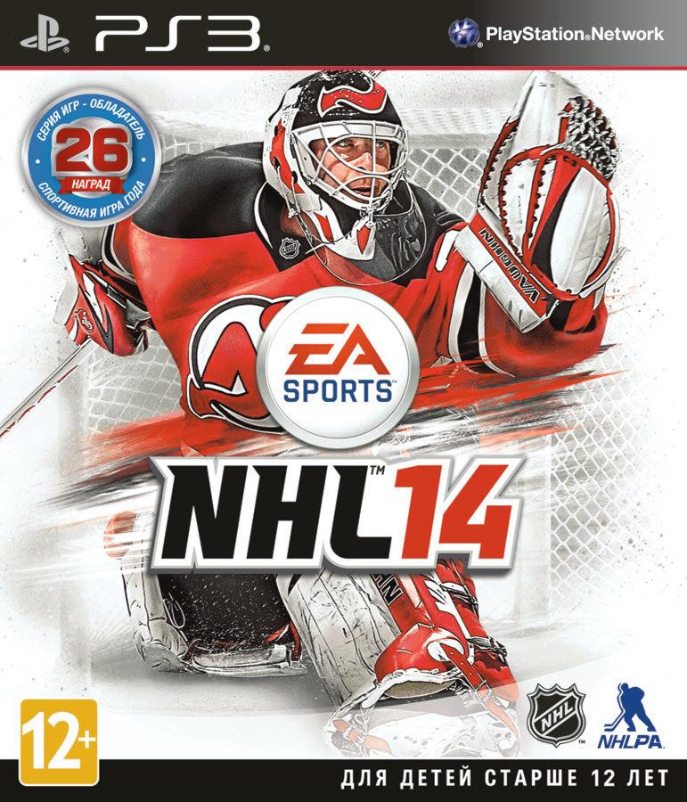 NHL 14 (русские субтитры) PS3