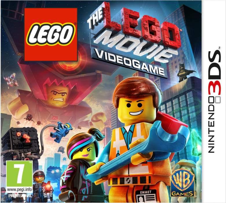 LEGOMovieVideogame 3DS