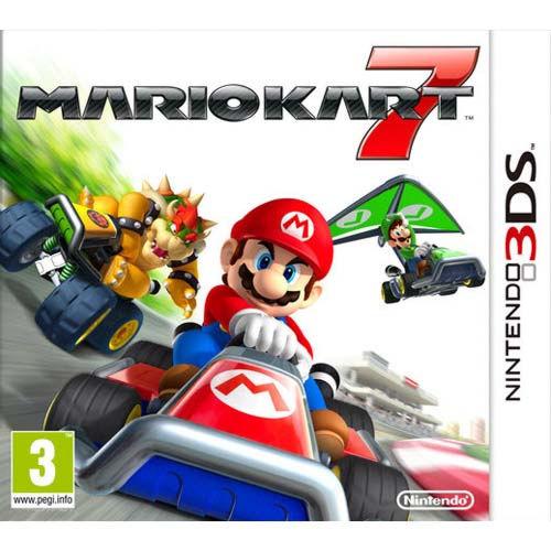 Mario Kart 7 (русская версия) 3DS