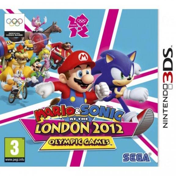 Mario & Sonic at 2012 London Olympics 3DS