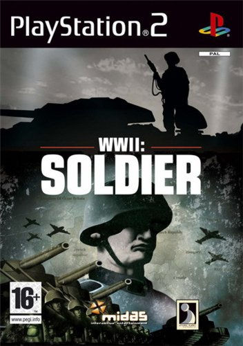 PS2  WWII: Soldier
