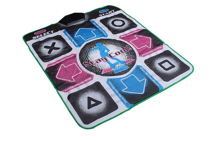 PS 2 Коврик для танцев с танцевальным диском