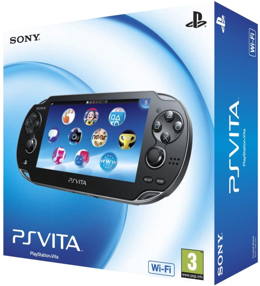 PlayStation Vita Sony PCH-1008 Wi-Fi