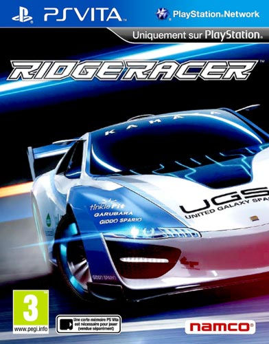 Ridge Racer PSV