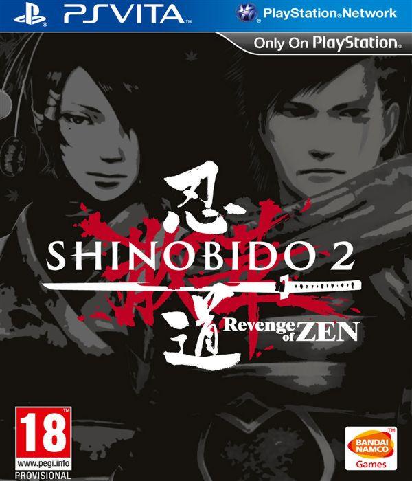 Shinobido 2: Revenge of Zen PSV