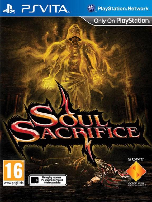 Soul Sacrifice (русская документация) PSV
