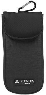 PS Vita Чехол A4T мягкий (Clean N Protect Pouch) черный