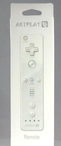 Wii Игровой контроллер Wii Remote ARTPLAYS (белый)
