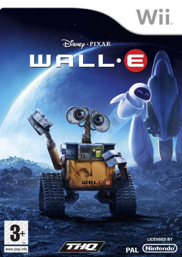 Wall-E(ВАЛЛИ) Wii
