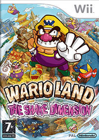 Wario Land: The Shake Dimension. Рус.док. Wii