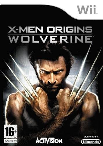 X-Man Origins: Wolverine Wii