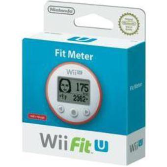 Wii U Nintendo Игровой контроллер Fitmeter Red (NIA-2311366)