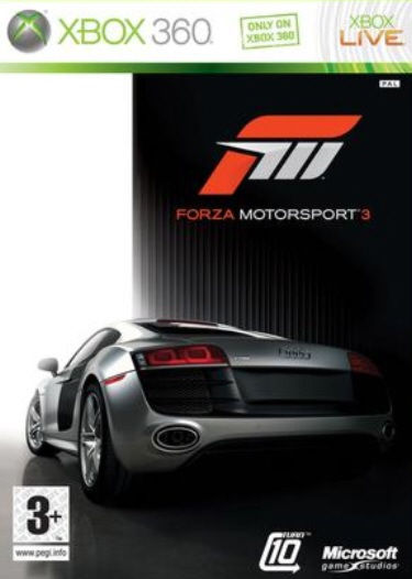 Forza Motorsport 3 [русская документация] XBOX 360
