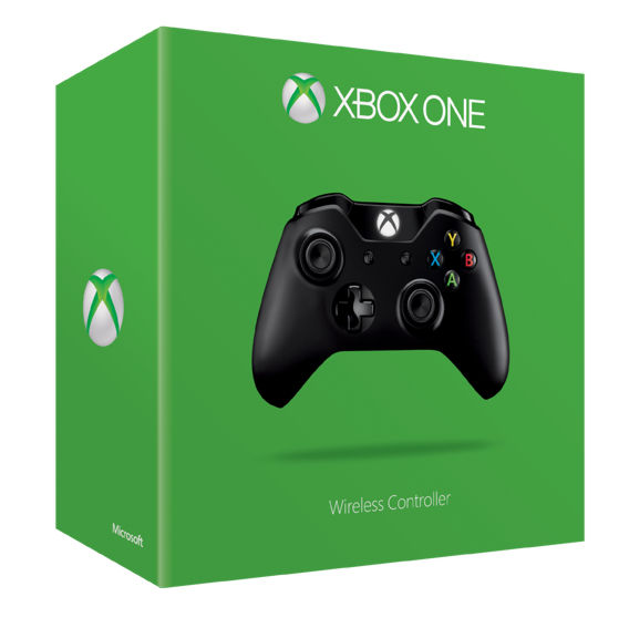Геймпад беспроводной Microsoft Xbox One Wireless Controller