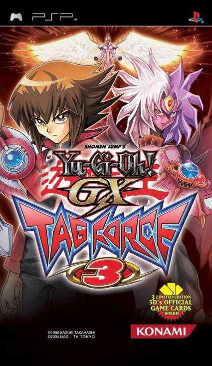 Yu-Gi-Oh! GX Tag Force 3 PSP