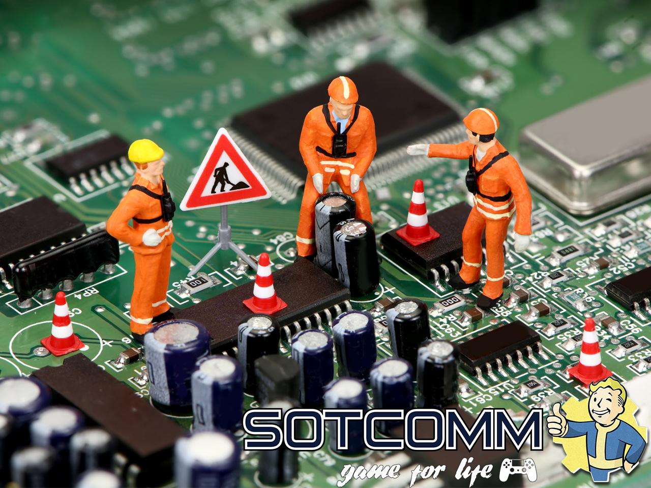 Ремонт компьютеров в Челябинске