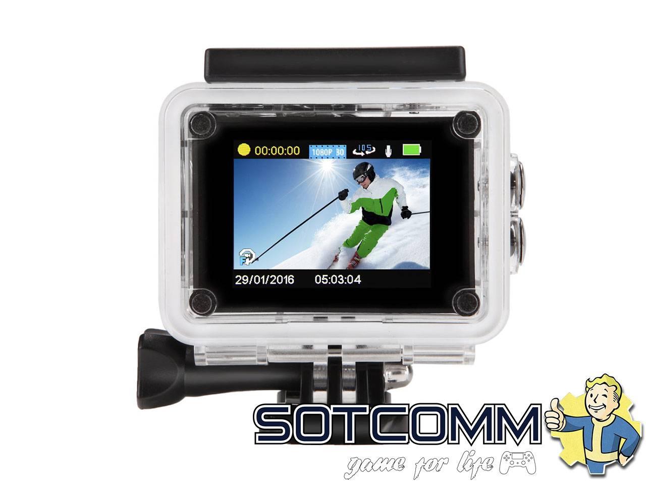 Action camera SPORTS HD DV
