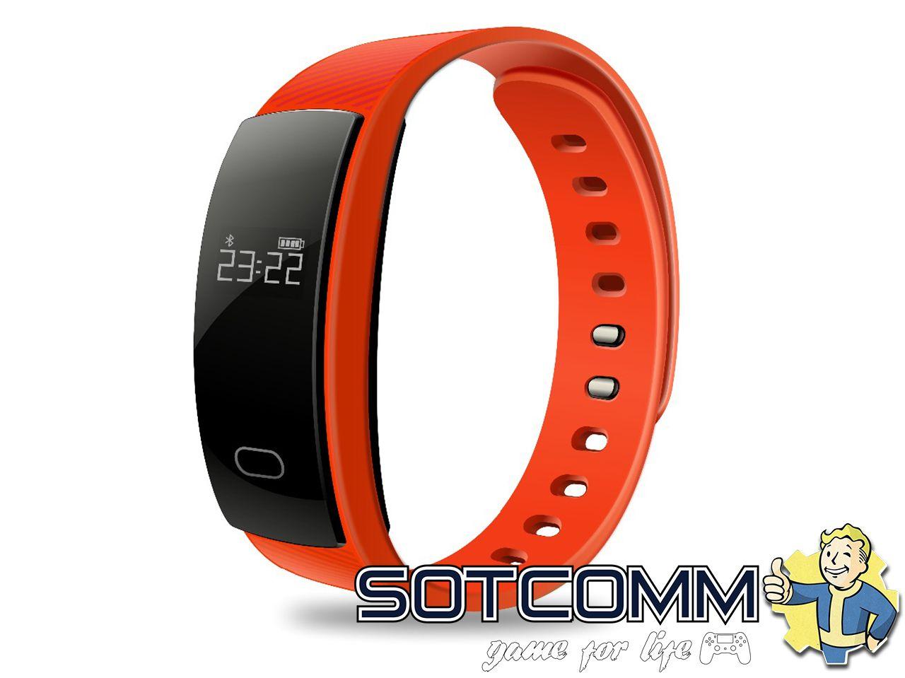 Фитнес браслет SmartBand QS80