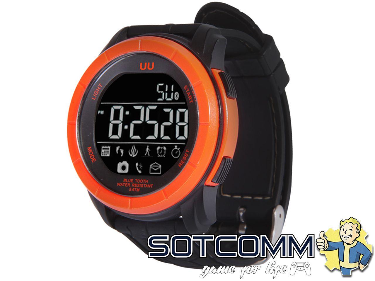 Умные часы UU Smart Sport Watch