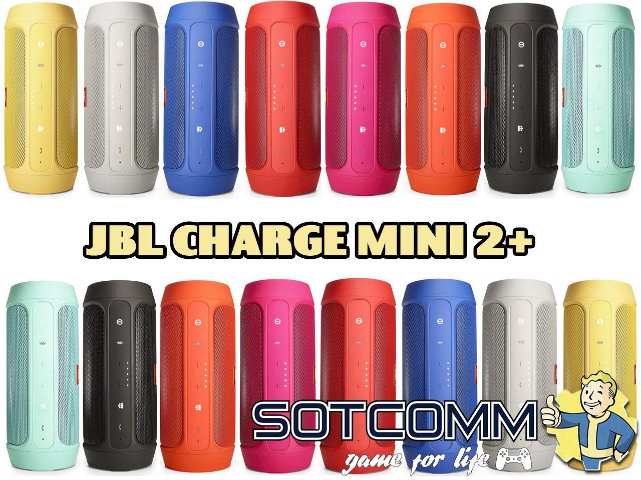 JBL Charge Mini 2+