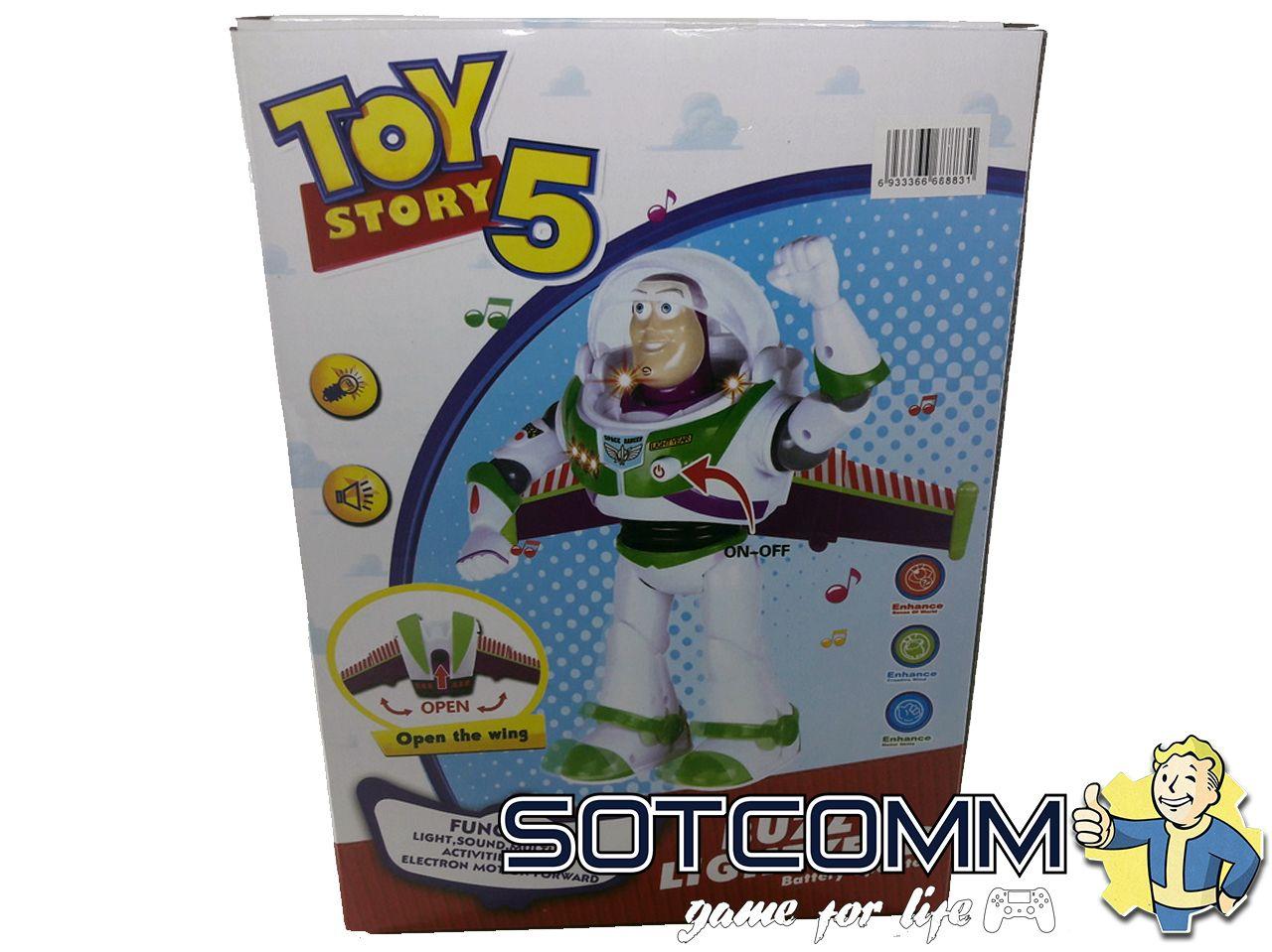 Buzz Lightyear игрушка фигурка
