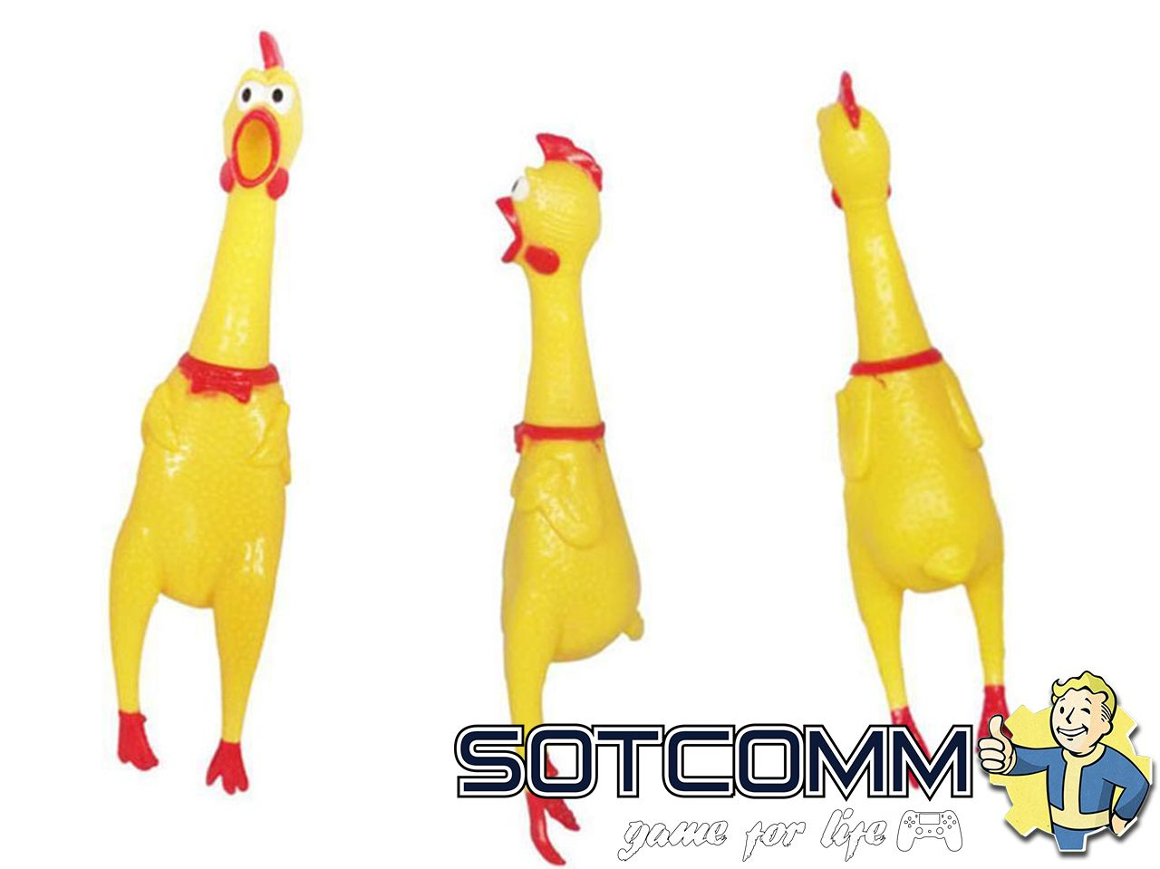 Сумасшедшая резиновая курица Crazy chicken Челябинск