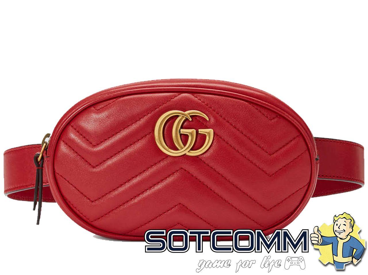 Cумка поясная клатч Gucci
