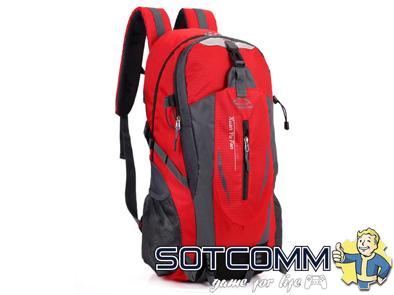 Туристический рюкзак BIZON 60L цена