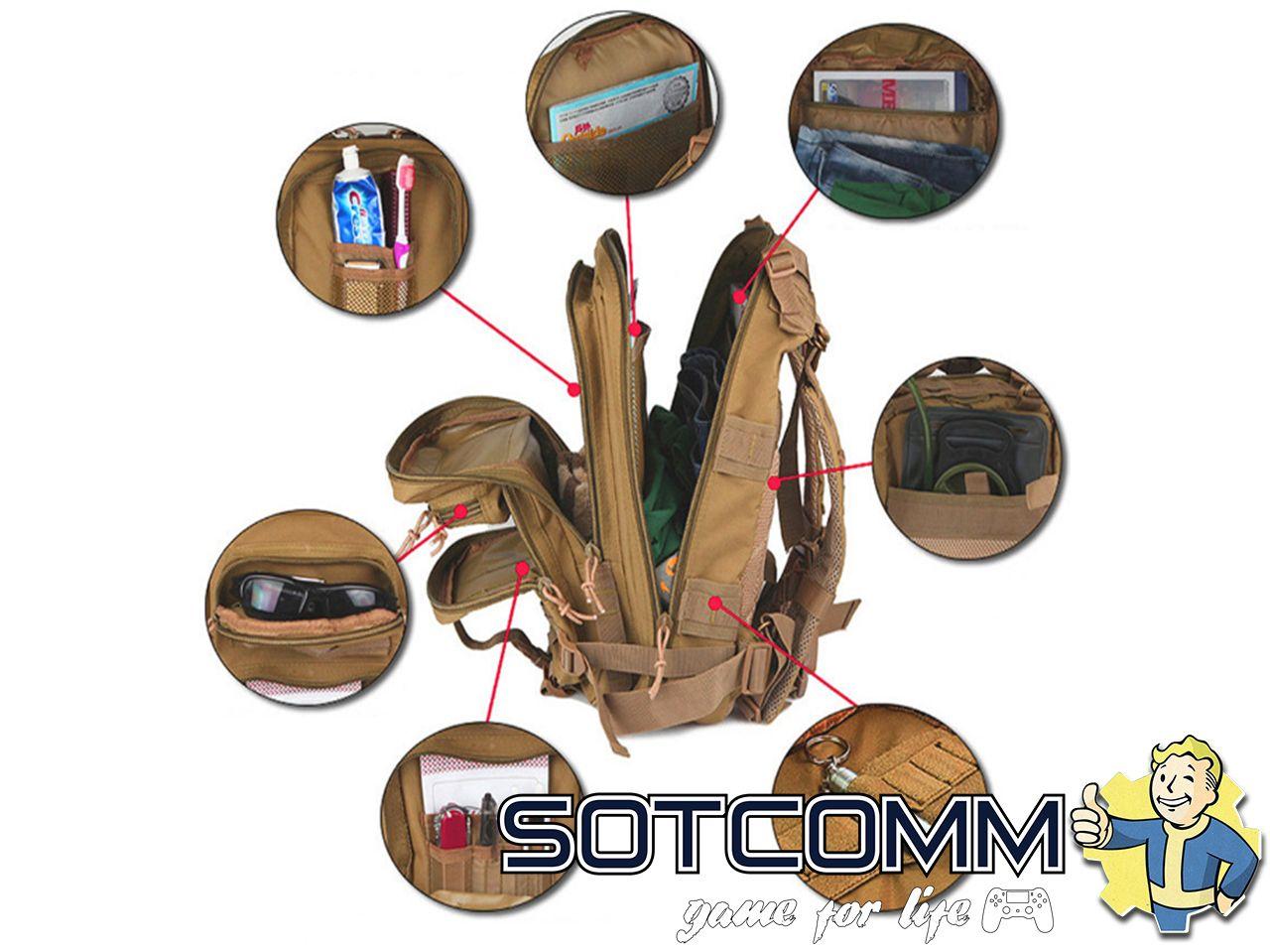 рюкзак BIZON